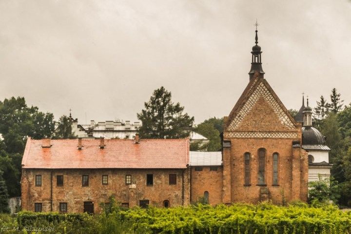 klasztor dominikański sandomierz