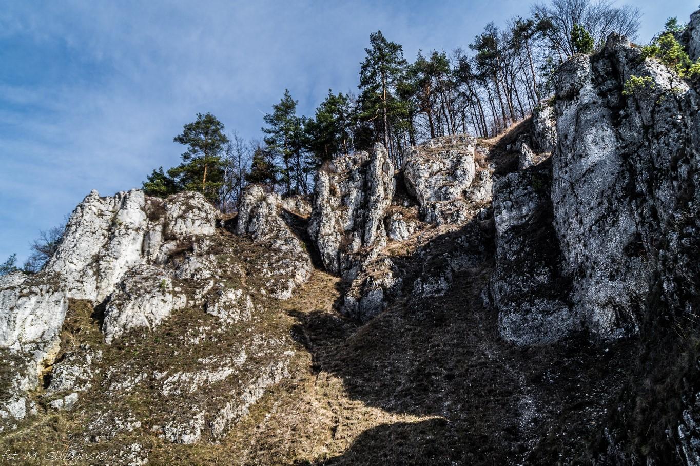 ojcowski park narodowy - Szlak Orlich Gniazd