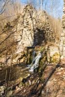 potok w dolinie eliaszówki