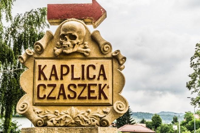 Kudowa Zdrój - Kaplica Czaszek