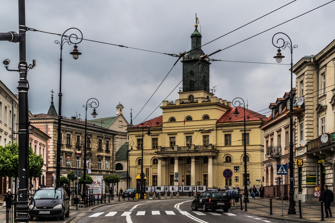 Lublin - Nowy Ratusz