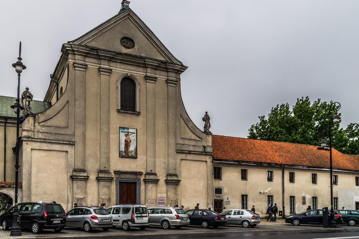 Lublin - Kościół św. Piotra i Pawła