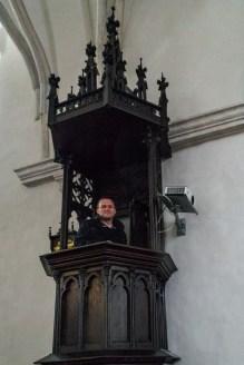 Lublin - czas wygłosić kazanie