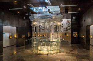 Chmielnik - Świętokrzyski Sztetl, szklana bima