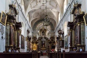 Pińczów - Klasztor Ojców Franciszkanów