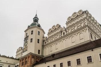 budynek zamku
