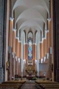 wnętrza kościoła