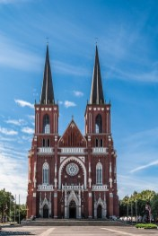 Częstochowa - Bazylika Archikatedralna Świętej Rodziny