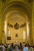 Częstochowa - kościół św. Jakuba, ołtarz główny