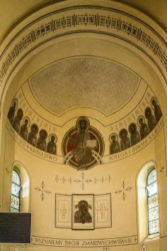 Częstochowa - kościół św. Jakuba, wnetrza