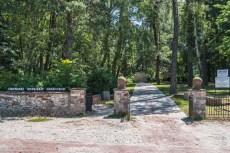 cmentarze w kielcach - Cmentarz Żołnierzy Radzieckich park