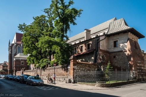 Kazimierz - kościoły