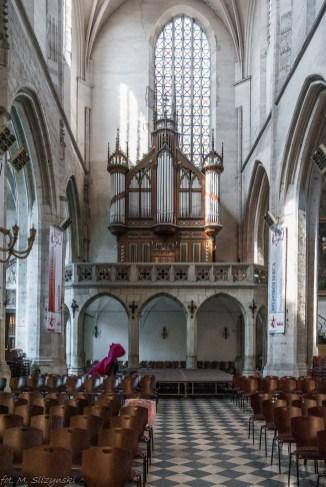 Kraków - kościół św. Rity