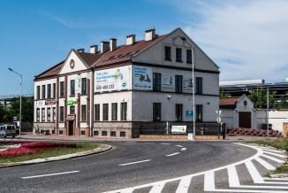 budynek przy ulicy