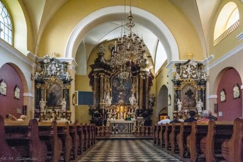 Cieszyn - klasztor Ojców Bonifratów