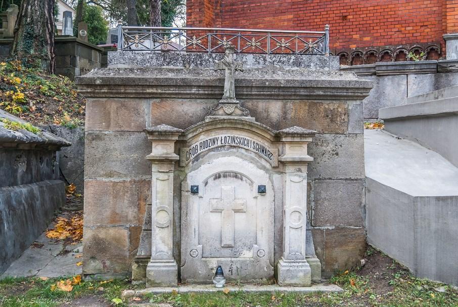 Cmentarz Łyczakowski we Lwowie - groby