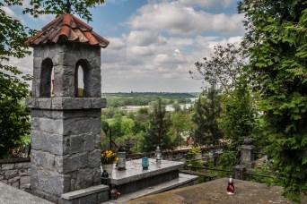 Kazimierz Dolny - cmentarz