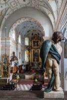 Kazimierz Dolny - kościół świętych Jana Chrzciciela i Bartłomieja