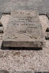 Kazimierz Dolny - cmentarz za kościołem