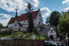 Kazimierz Dolny - Sanktuarium Zwiastowania Najświętszej Maryi Panny