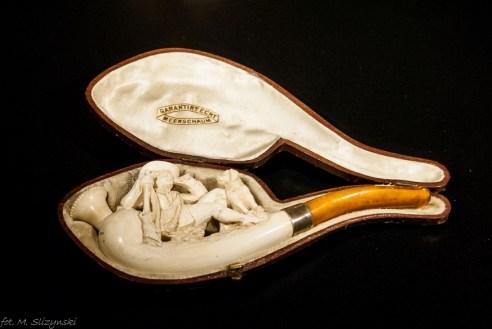 atrakcje malborka - zamek muzeum fajka z bursztynu