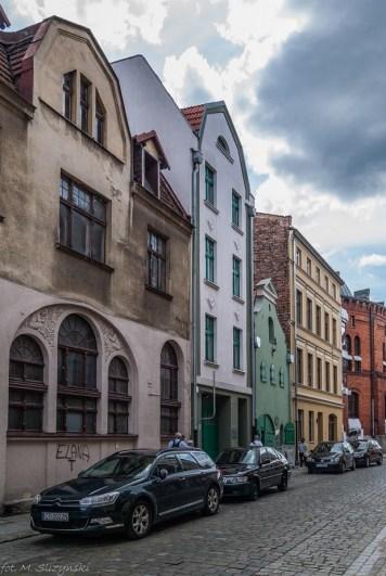 Toruń - Muzeum Podróżników