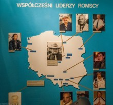 Współcześni liderzy romscy muzeum etnograficzne
