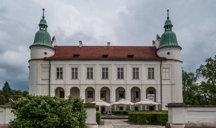 zamek renesans - baranów sandomierski