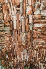 rude cegły