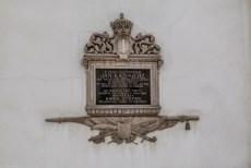 żywiec - zamek tablica pamiątkowa
