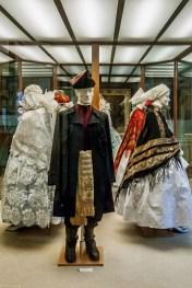 żywiec - muzeum miejskie stary zamek strój męski