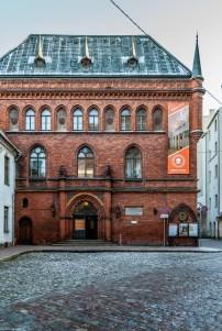 muzea - Ryga