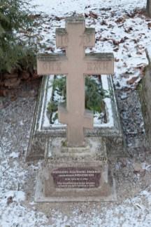 Moskiewskie Przedmieście w Rydze - cmentarze