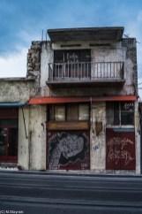 ulice - dzień w Pireusie