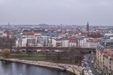 Berlin Wschodni - panorama