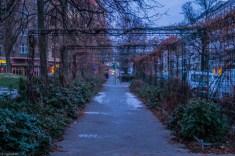 Centrum Berlina - ulice