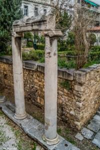 Ateny - architektura