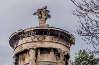 Pomniki - Ateny