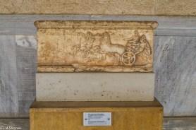 Kwadryga - okolice Akropolu