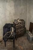 półwysep helski - Wystawa Makabra XX wieku w bunkrze