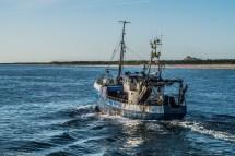 półwysep helski - kuter rybacki władysławowo