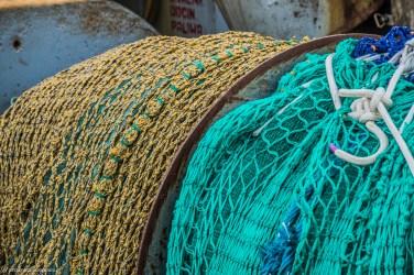półwysep helski - sieci rybackie władysławowo