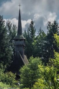 wesoły cmentarz - Maramurskie Muzeum Wsi