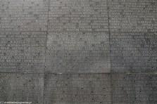 wesoły cmentarz - tablica z nazwiskami więźniów