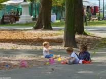 dzieci kalemegdan park belgrad