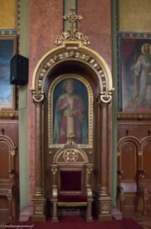 Sremski Kralovci cerkiew św. Mikołaja obraz