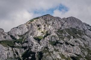 góry durmitor widok przyroda czarnogóra