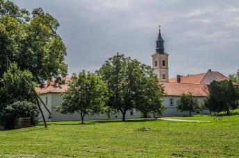 Klasztor Krusedola - serbia