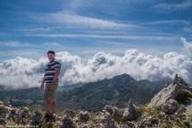 Widok na Góry Lovcen