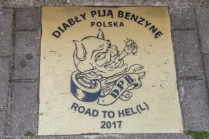Polska - objazdówka